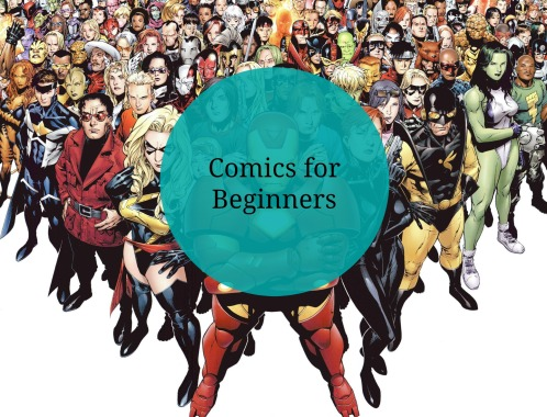 comics for beginners